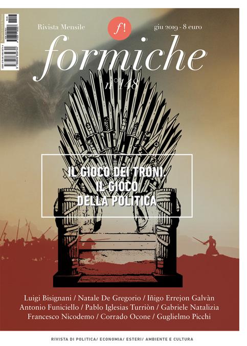 Il gioco dei troni. Il gioco della politica