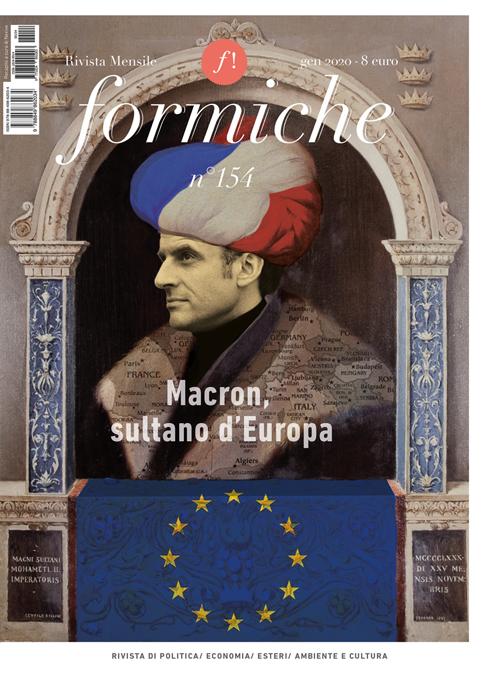 Macron, sultano d'Europa