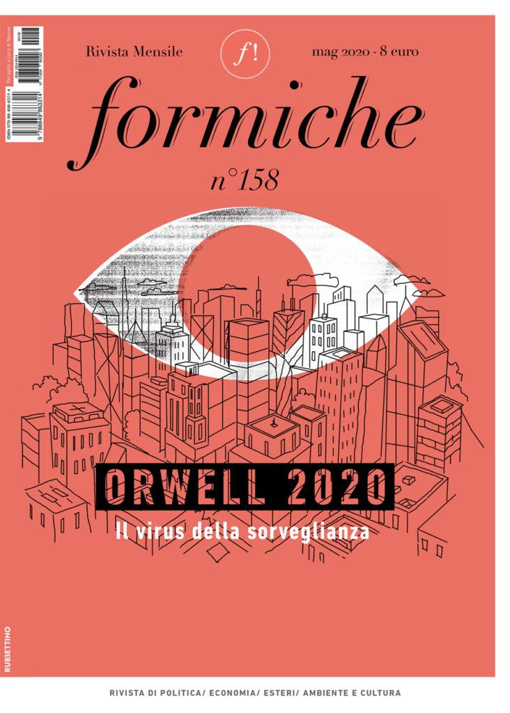 Orwell 2020. Il virus della sorveglianza