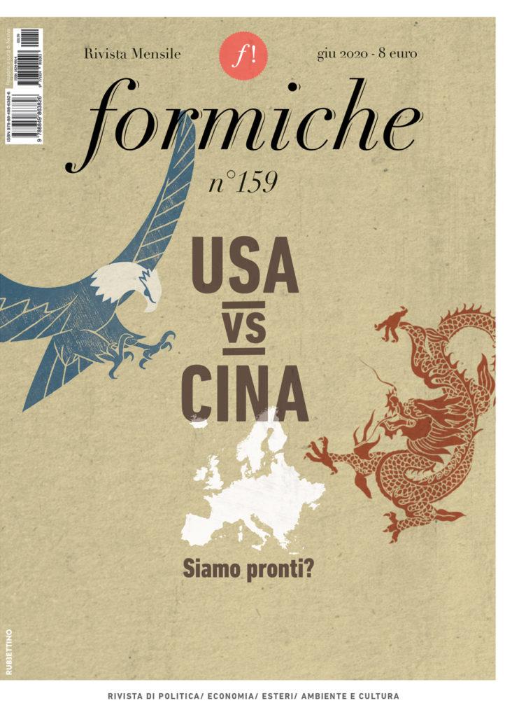 Usa VS Cina. Siamo pronti?