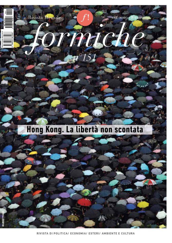 Hong Kong. La libertà non scontata
