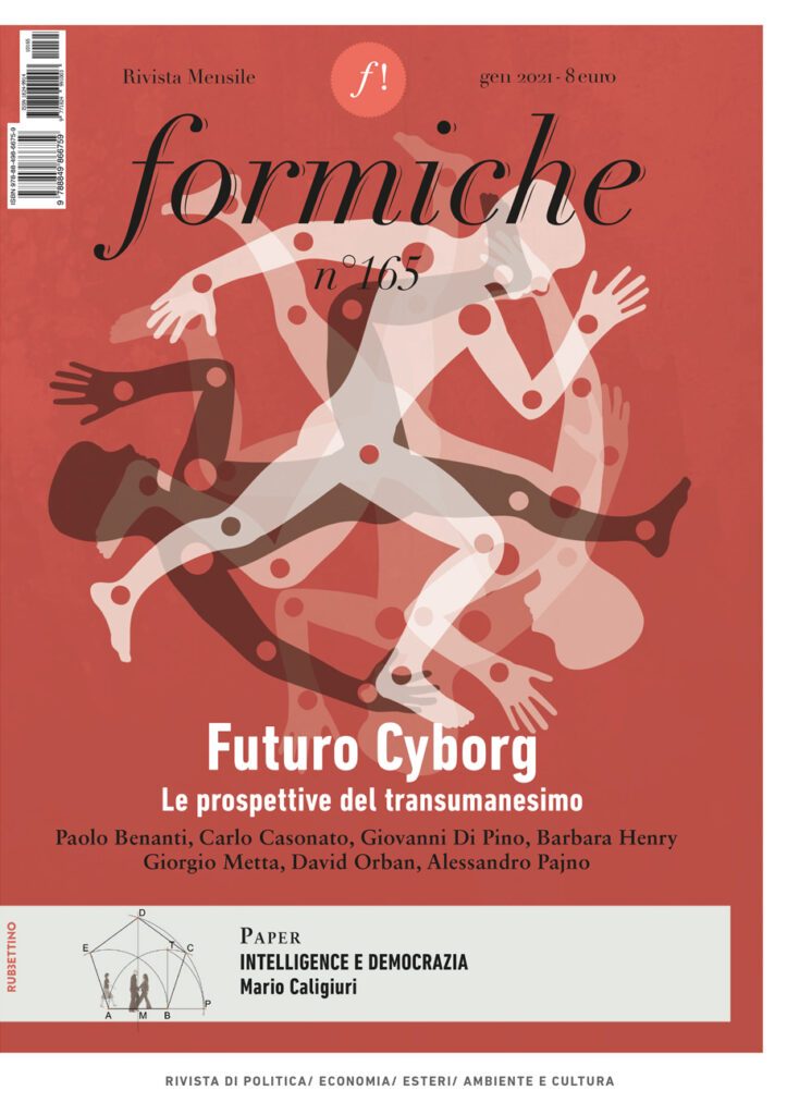 Futuro cyborg: le prospettive del transumanesimo