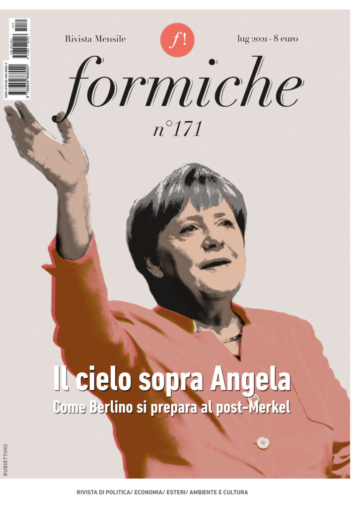 Il cielo sopra Angela.      Come Berlino si prepara al post-Merkel