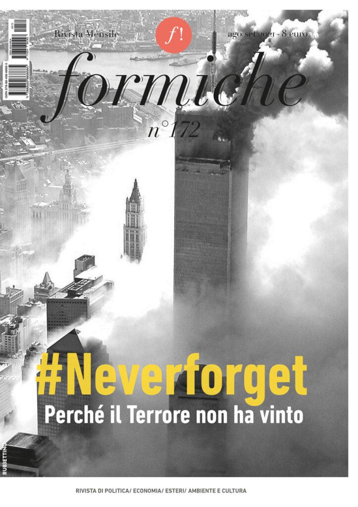 #Neverforget. Perché il Terrore non ha vinto