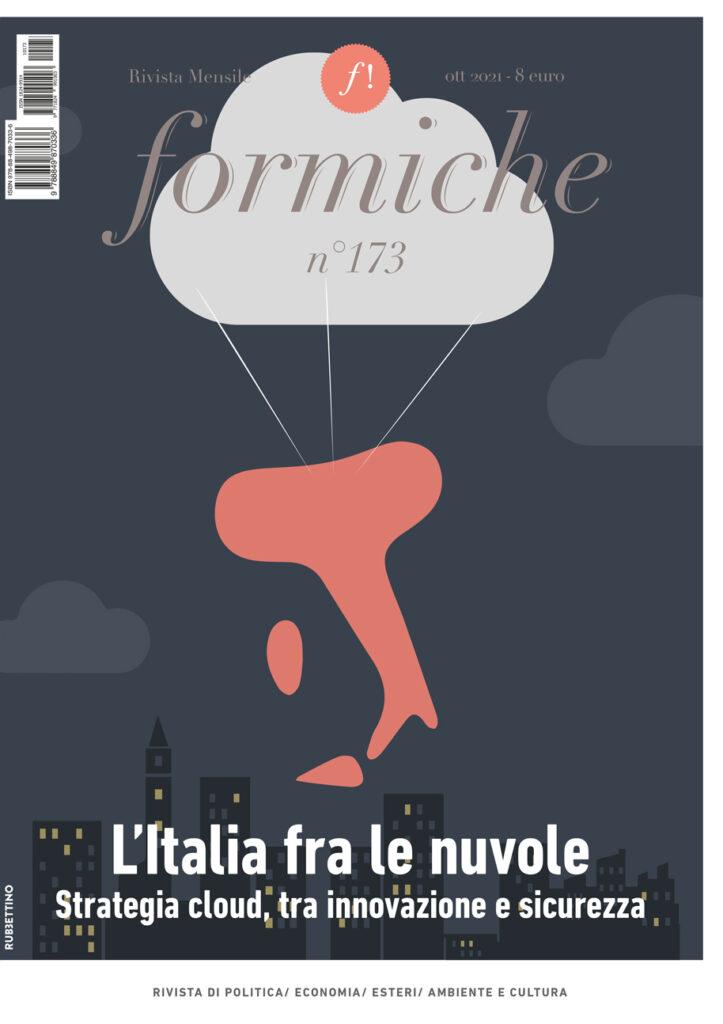 L'Italia fra le nuvole. Strategia cloud, tra innovazione e sicurezza